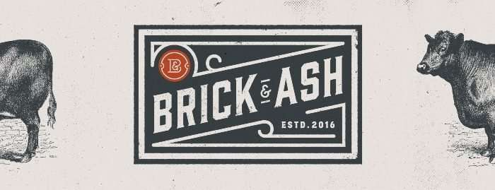 Brick and Ash logo