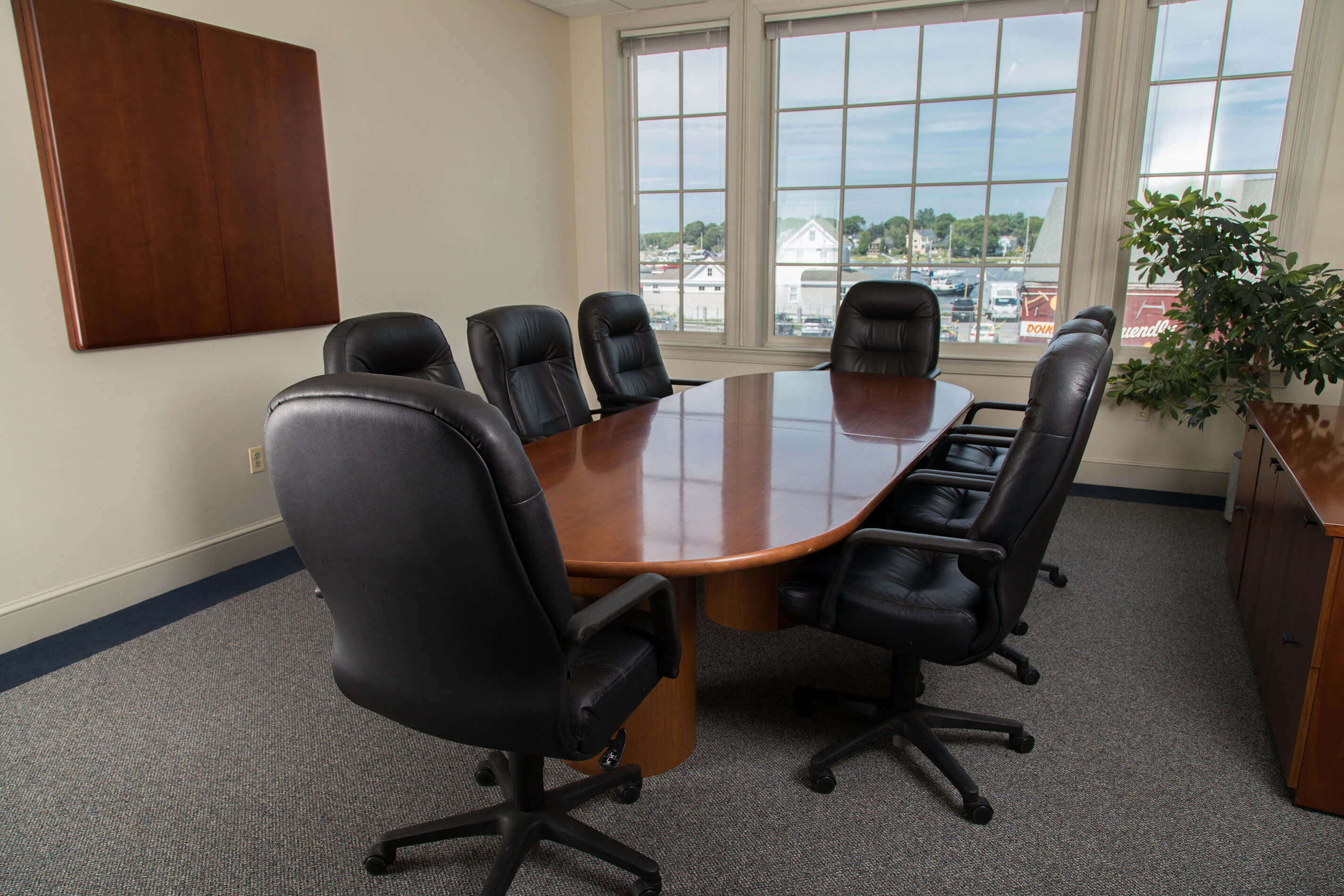 boardroom with view 2