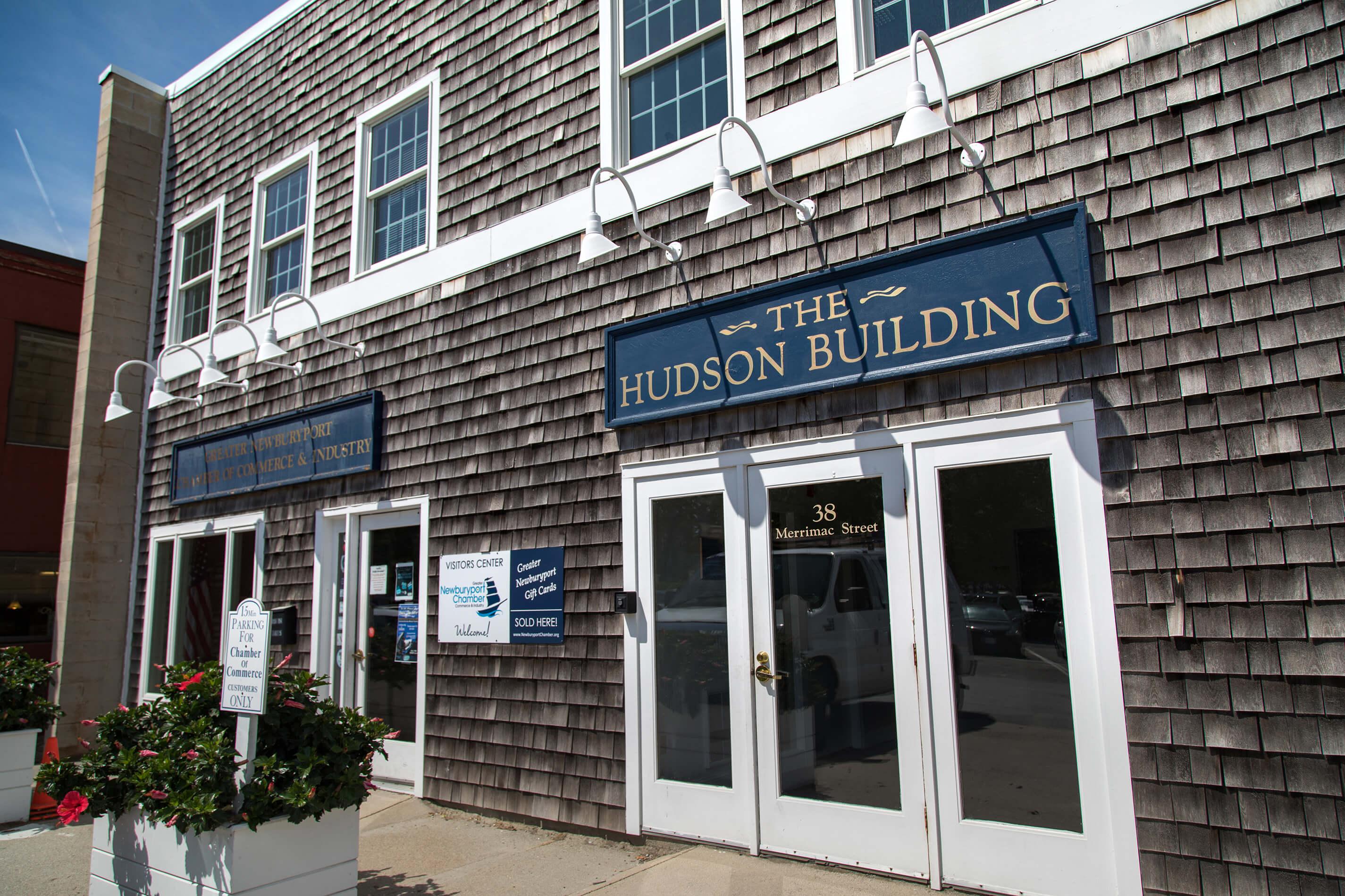 Hudson building