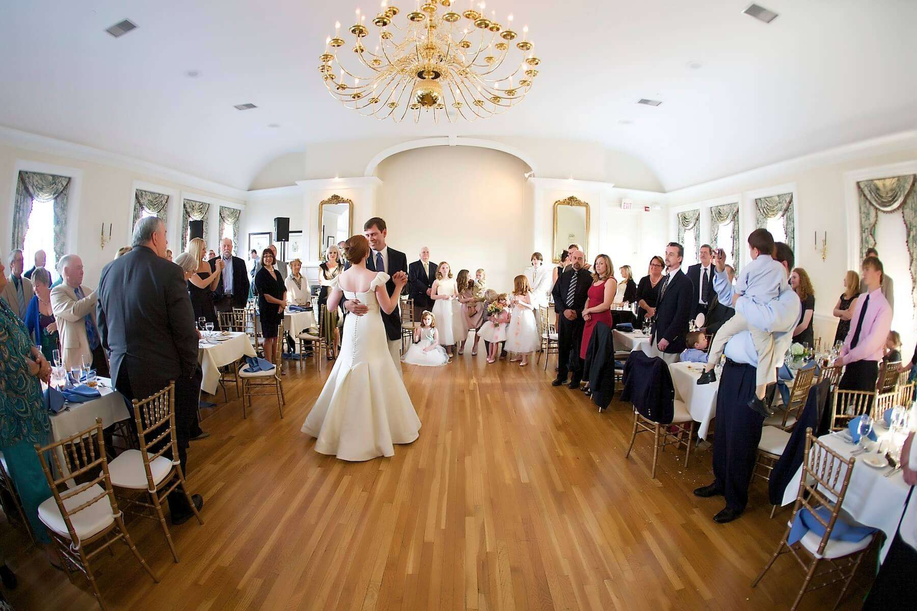 Phoenix Room Wedding