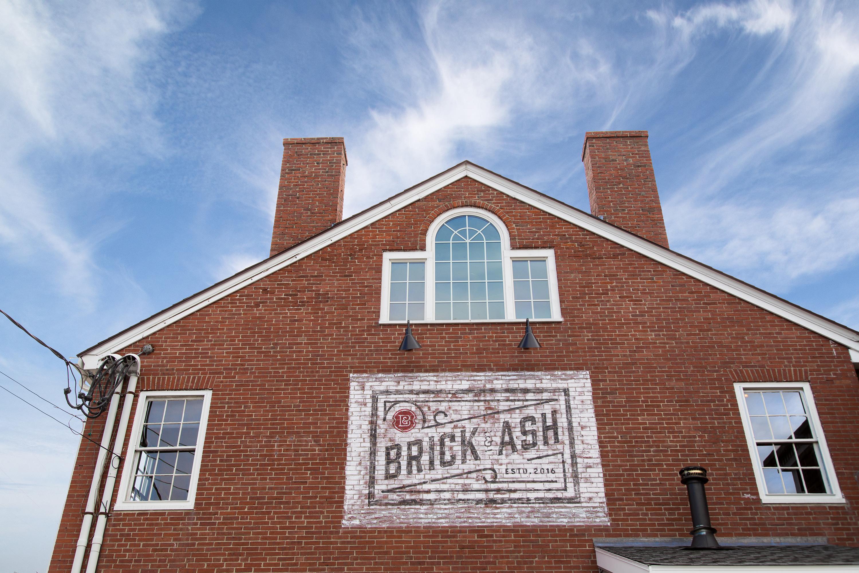 Brick Ash exterior